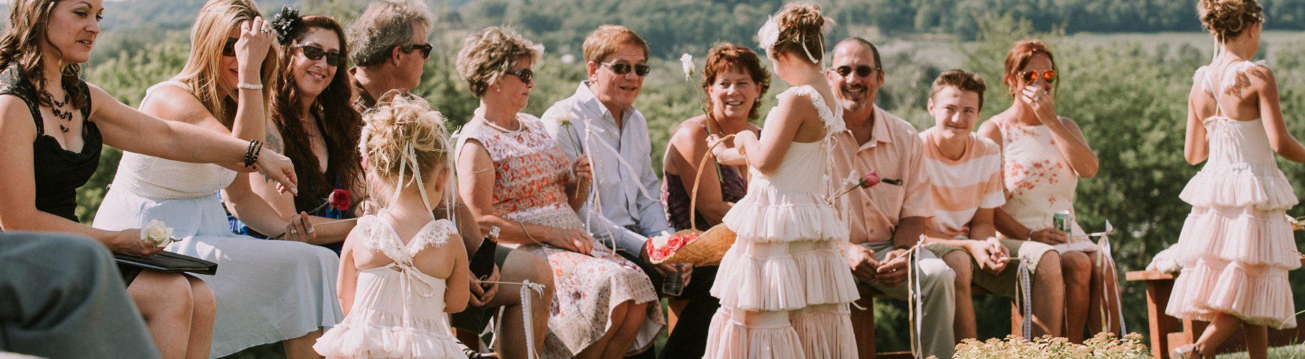 Wisconsin Wedding Venues: Wild Rose Ranch