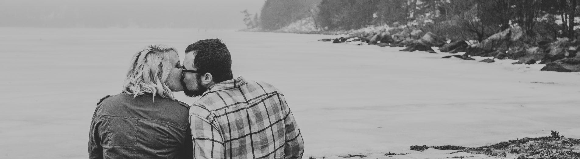 Devils Lake Family Photos: Nadeen and Ryan