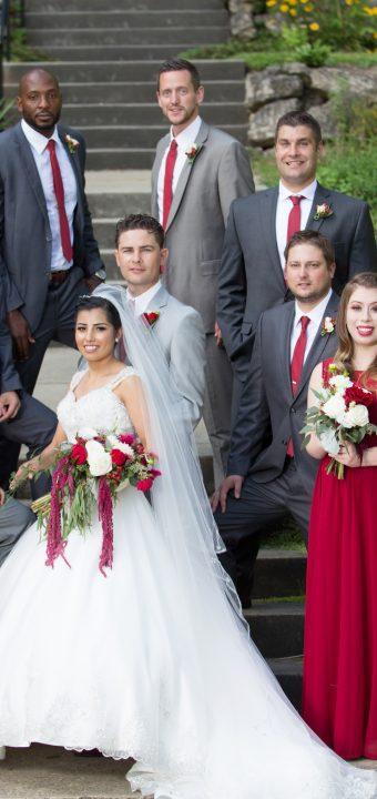 Portage Wedding Photography