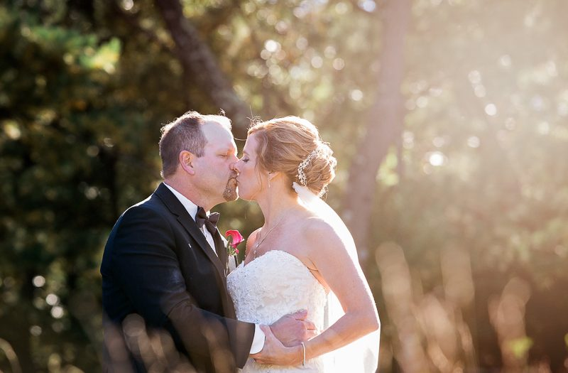 Golf Course Wedding: Heidi and Sean