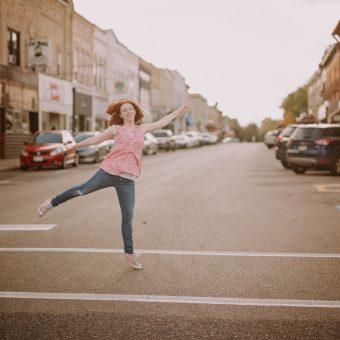Senior Photos:  Julia