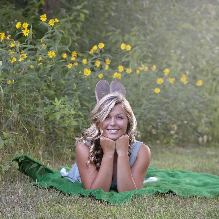 High School Senior:  McKenna