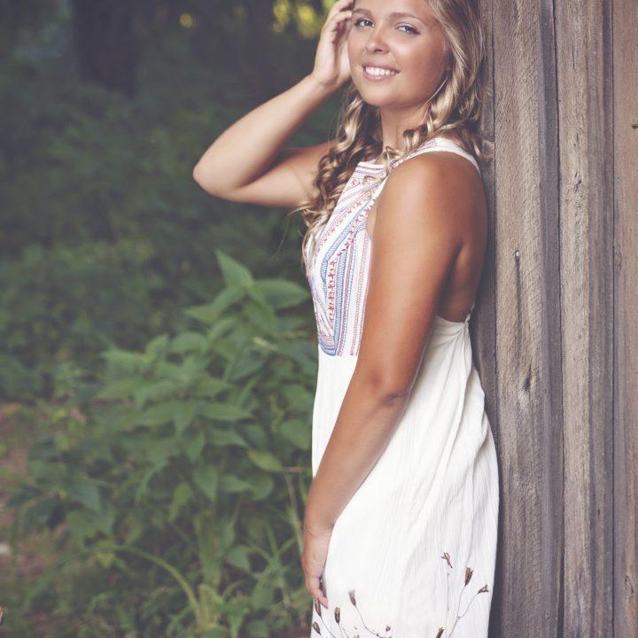 Senior Pictures - McKenna