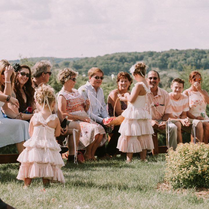 Wisconsin Wedding Venues: Wild Rose Ranch
