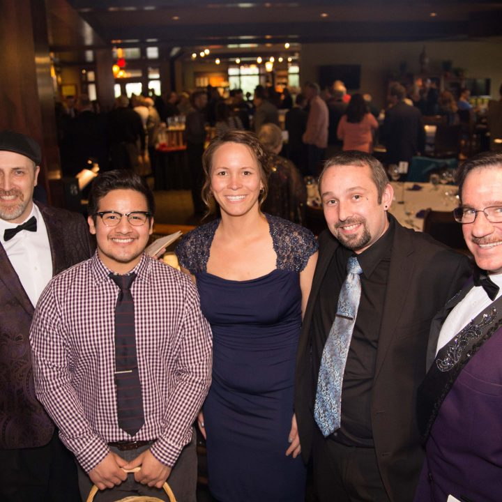 Grapes and Gourmet Gala 2017
