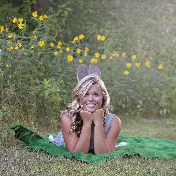 High School Senior:  McKenna